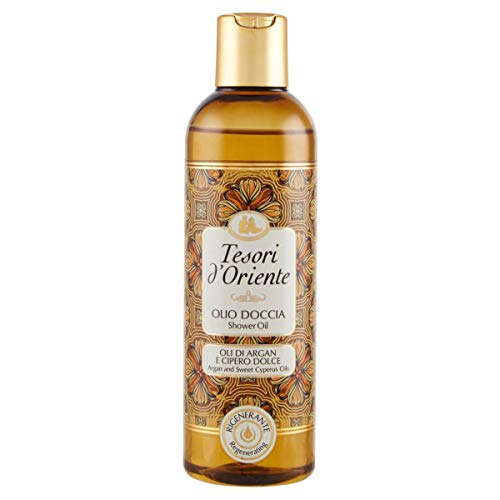 shower oil - Argan & Sweet Cyperus Oils 250 ml