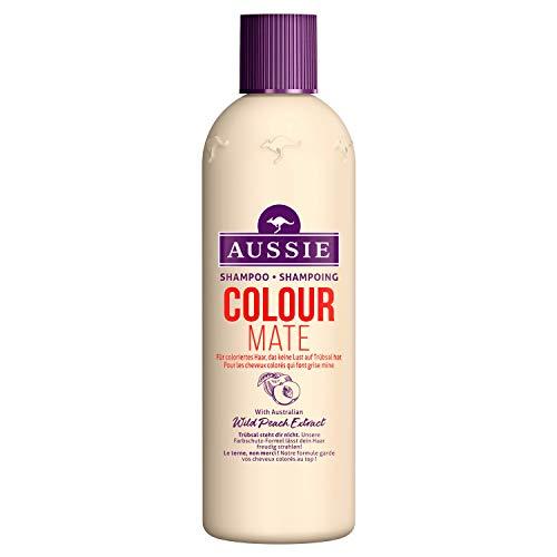 Aussie Colour Mate Shampoo für Coloriertes Haar, 300ml