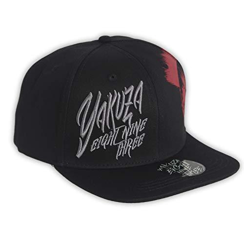 Yakuza Unisex Dead Punk V02 Snapback Cap