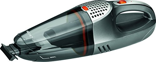 Clatronic AKS 832 Nass-Trocken-Akkusauger, permanent Staubfilter (auswaschbar), Direct-Drive-Funktion, 12 Volt, anthrazit