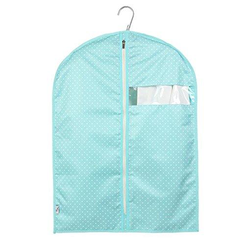 Xuan - Worth Another Vert 5 pcs lavables vêtements Housse de Protection de fenêtre fenêtre Costume Haute qualité Valise Sac Sac de Rangement (Taille : 60 * 120cm)