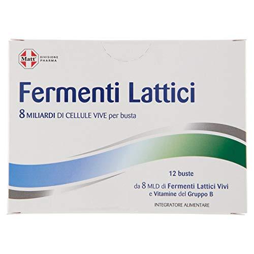 Matt Divisione Pharma Fermenti Lattici Bustine, 30g