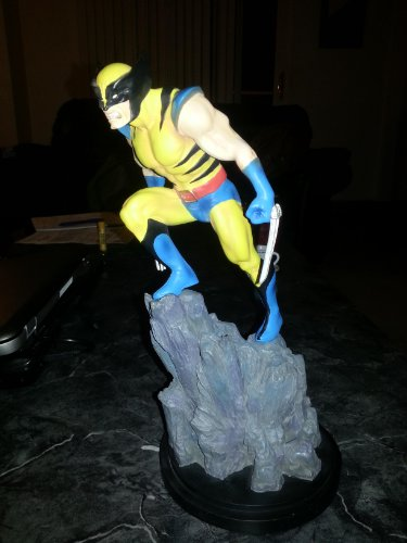 Wolverine (Yellow Variant) Statue by Bowen Designs! image