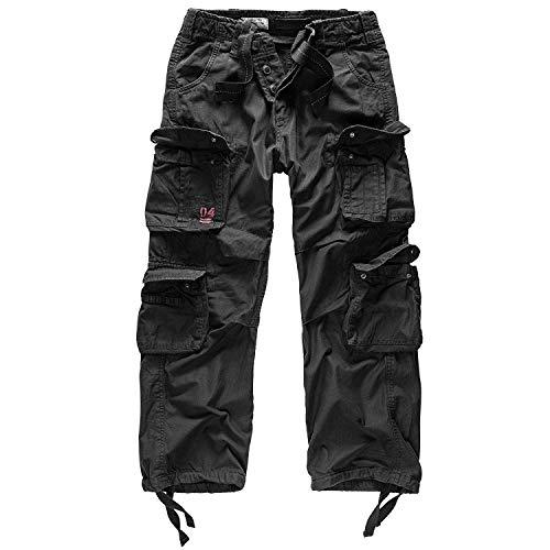 Trooper Airborne Trousers Lightning Edition Schwarz - XL
