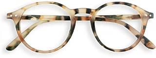 IZIPIZI LetmeSee #D Light Tortoise Reading Glasses