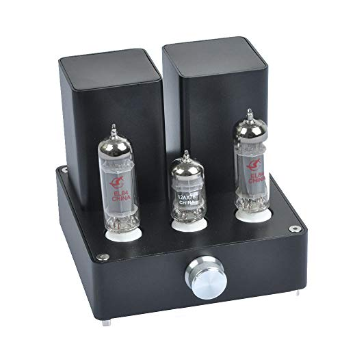 Buy Bargain KDHLJ Small Mini Tube Amplifier Audio EL84+12AX7B 1set