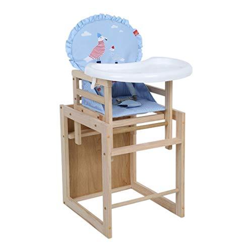 Jiamuxiangsi- extra zitvast hout dat de stoel barbecue eet, schooltafel en stoel-kinder-tabellen-babystoel eet babystoel