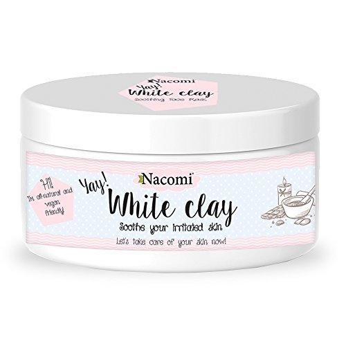 NACOMI Yay! White Clay – Argile blanche apaisante 50g