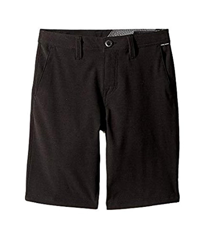 ボルコム Volcom Kids キッズ 男の子 ショーツ 半ズボン Blackout Frickin SNT Static Shorts (Big Kids) 26(12BigKids) [並行輸入品]