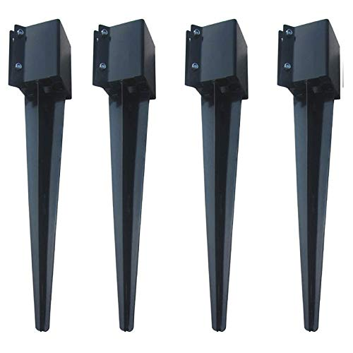 Fence Post Anchors: Amazon com