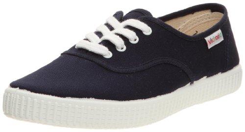 Victoria Inglesa Lona 6613, Zapatillas de Tela Unisex, Azul (Marino), 45