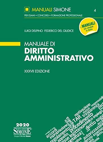 Manuale di diritto amministrativo. Con Contenuto digitale per accesso on line