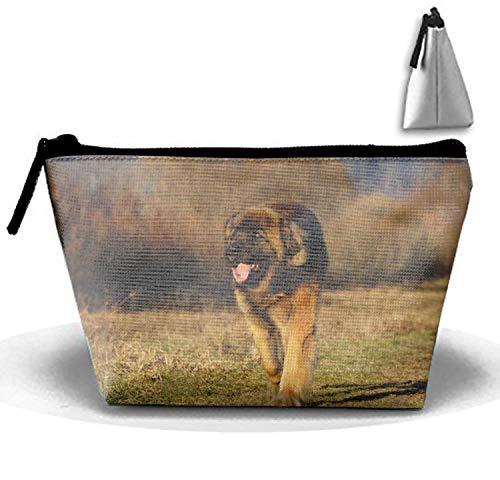 Just Relax Shop - Bolsa de aseo para perros, diseño de animales Leonberger