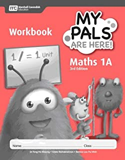 My Pals are Here! Maths Workbook 1A