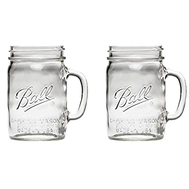 Ball 1440016010 24 oz. Wide Drink Mug (2-Pack)