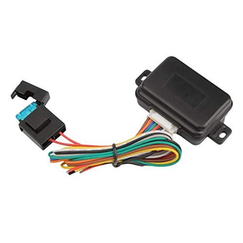 Rumors Auto-Seiten-Spiegel-Auto-Faltsystem Seitenrückspiegel Falzmodule Kit Auto-Zubehör Automatische Auto Intelligent Kit (Color : Multi)
