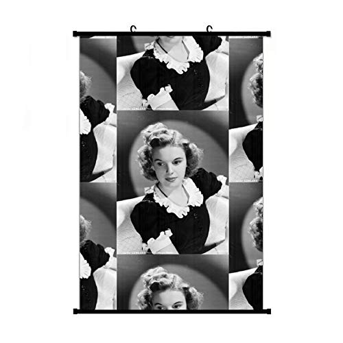 Judy Garland 1940 Apron Anime Living Room Bedroom Home Decoration Gift Fabric Wall Scroll Poster (16x24) Inches