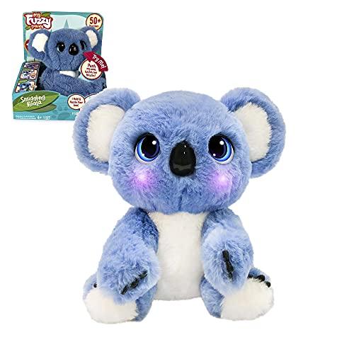 Famosa- My Fuzzy Friends, Peluche de Koala Interactivo con más de 50 reacciones, de 26 cm, abraza, se mueve, tiene luz y sonido, a partir de 4 años, desarrollo afectivo y emocional, (700016893)