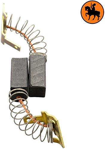 Buildalot Specialty koolborstels ca-07-92850 voor wolf heggenschaar 4694-6,3x7x14mm