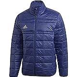 adidas JKT18 Pad JKT Jacket, Mens, Dark Blue, 3XL