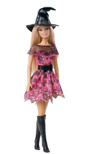 Barbie 2012 Halloween Barbie Doll