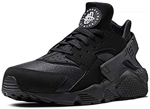 Nike Huarache, Zapatillas para Hombre, Negro (Black/Black-White 003), 39.5 EU