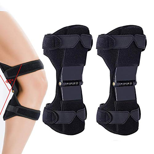 WELLIN Power Knee Stabilizer Pads, Joint Support Knee Pads