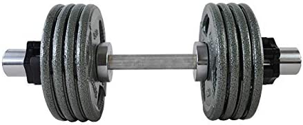 Ideal for Home Gym 2.5KG Digital Techno Olympic 2 Tri-Grip Cast Iron Weight Lifting Training Plates Disc for Free Lifting Barbells 5KG or 10KG Dumbbells