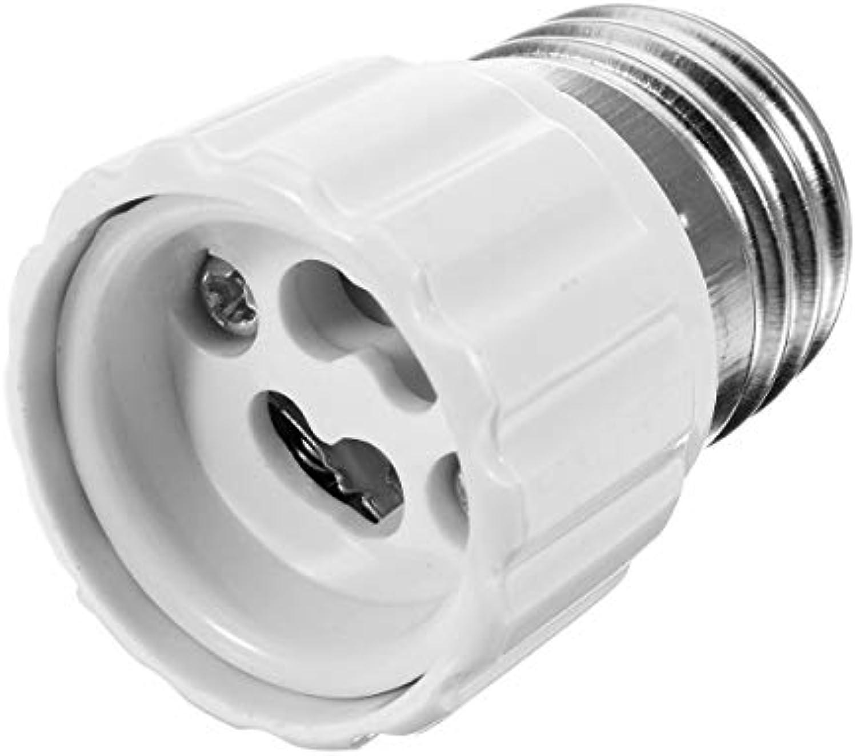 Wuchance 20 STüCKE E27 zu GU10 Lampe Adapter KonGrüner LED-Licht
