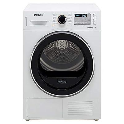 Samsung DV80M5013QW Samsung DV80M5013QW Heat Pump Tumble Dryer, A++, 8KG