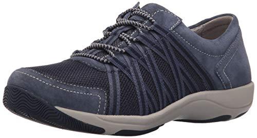 Dansko Women's Honor Blue Comfort Shoes 7.5-8 Wide US