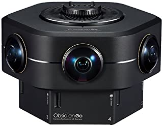 Kandao Obsidian Go–su Primera Profesional 4K/8K 3D 360VR Cámara