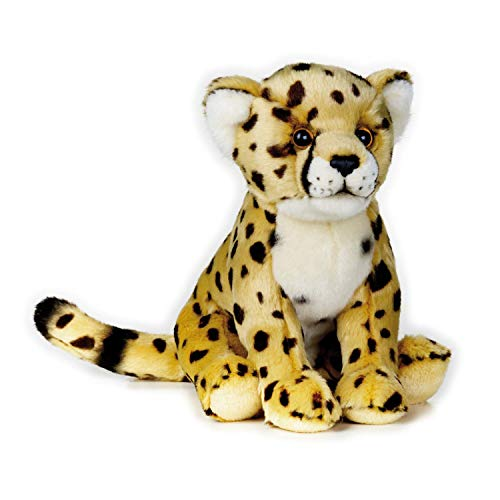 National Geographic Cheetah Plush - Medium Size