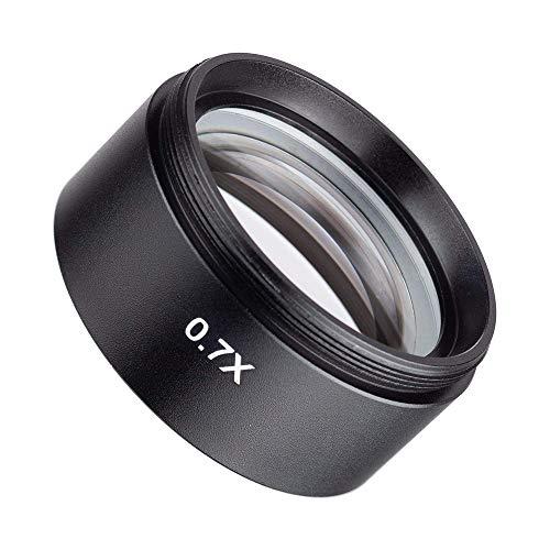 SM07 0.7X Barlow Lens, CyberPark SM07 0.7X Barlow Lens for SM Stereo Microscopes (48mm)