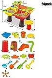 Cartoon spielen Wasserspielzeug Bad Spray Bad Spielzeug Tisch Outdoor Kinderspielzeug Spielen...