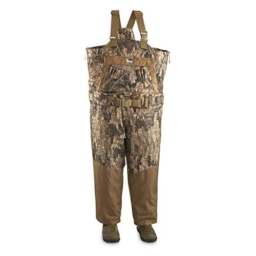 RedZone 2.0 Breathable Insulated Wader - Timber - Size 9 - Stout
