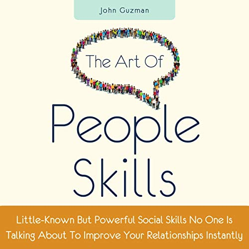 The Art of People Skills  By  cover art
