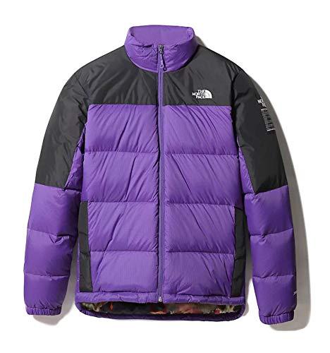 The North Face Uomo Diablo Piumino L Purple