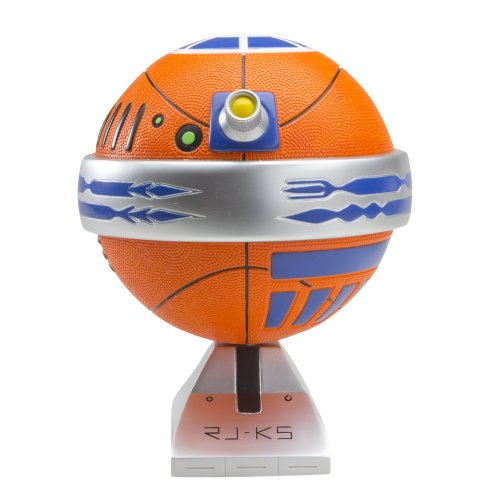 RJ-K5 Astrofresh Basketball Droyd: Galactic Game Ball ed.