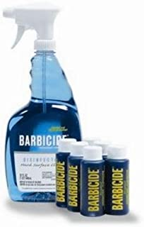 King Research Barbiside Spray Disinfectant With Bullets