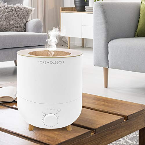 Tors & Olsson 43339 T300 2L Humidifier for Home & Bedroom | Aroma Diffuser...