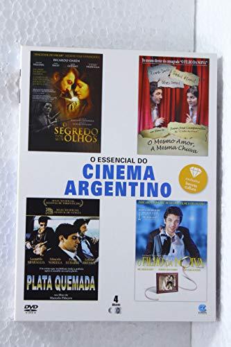 Dvd - box O essencial do Cinema Argentino