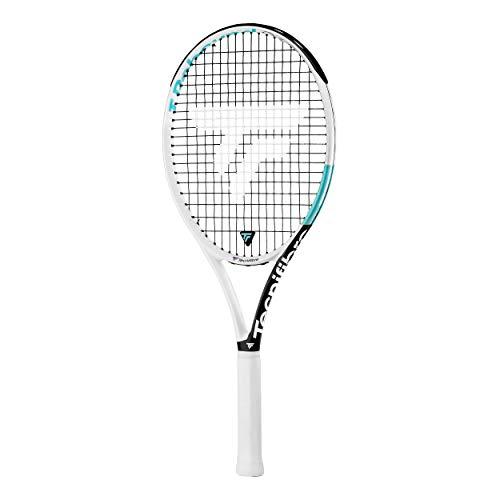 Tecnifibre T-Rebound 260 Tempo3 Encordado: Sí 260G Raquetas De Tenis Raqueta Multifunción Blanco - Azul Claro 1