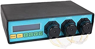 Marine Color Dosing Pump MCD-3-M Manage up to 6 Channel of Expansion for Aquarium Lab Reef
