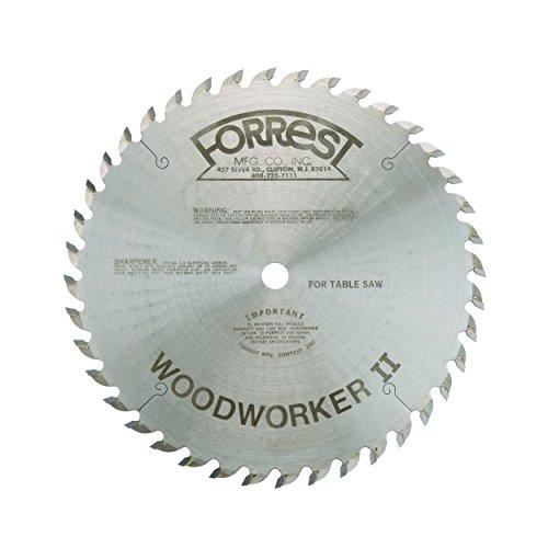 Forrest T20779 - Woodworker II 10' x 5/8' 40T #1...