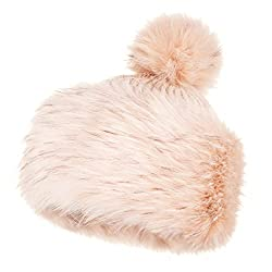 c84bd96aff1 Glorious Mongolian style Faux Fox Fur Winter Trapper Hat Women Russian Style  w  Pompom. The faux fur that looks very real. Incredibly warm
