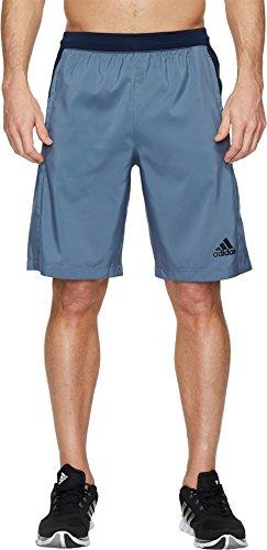 adidas Men's Training Designed-2-Move 3 Stripes Short