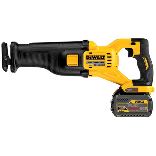 DeWalt 60V Reciprocating Saw