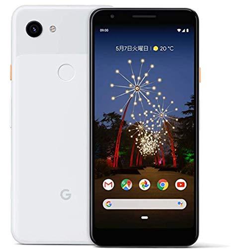 国内版SIMフリー Google Pixel 3a 64GB Clearly White
