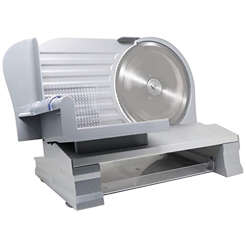 """LEM Products 1511 Meat Slicer (8.5"""") Silver"""